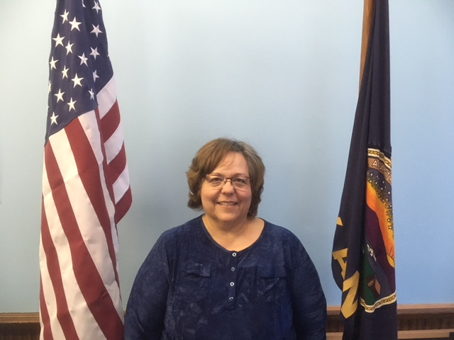 Assistant City Clerk LaVerna Gray